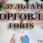 Результаты торговли FORTS 8.12.16