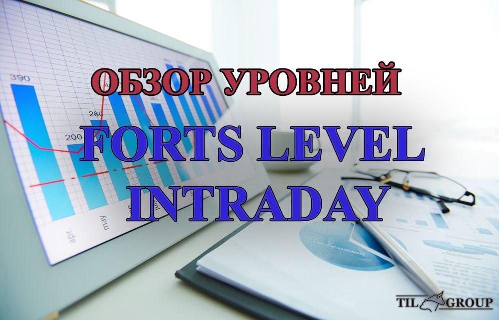Обзор уровней FORTS 06.02.2017