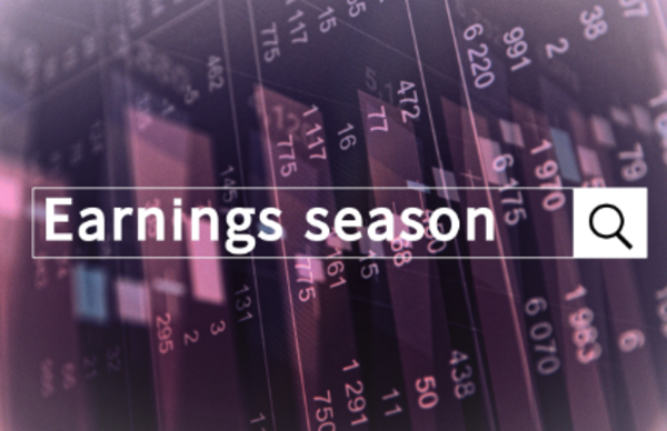 earnings season nyse