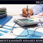 Фундаментальный анализ компании